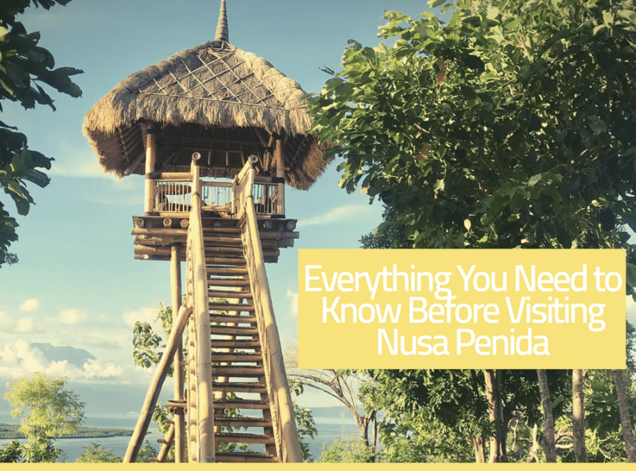 Everything You Need to Know Before Visiting Nusa Penida Island